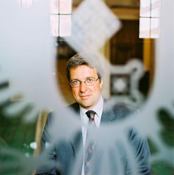 dr. matthias fonger, handelskammer