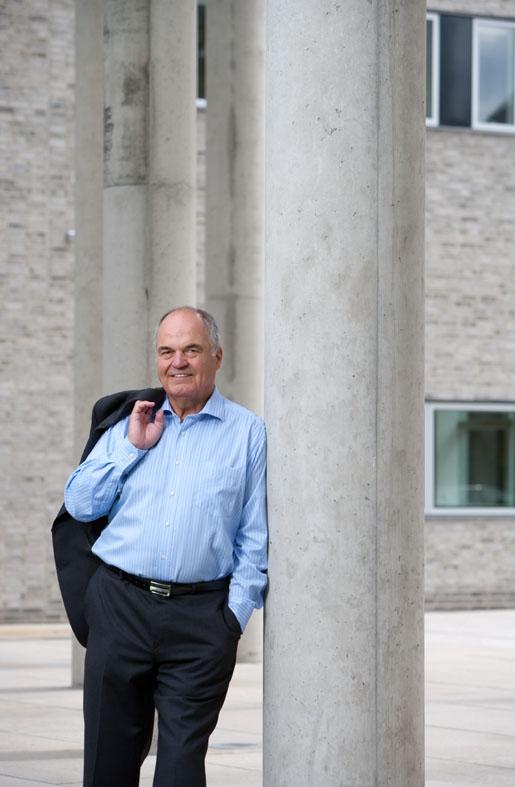 präsident treusch, jacobs university