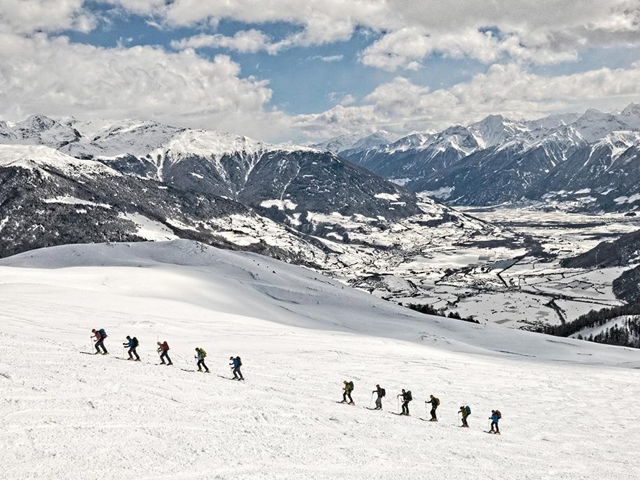bergwanderer südtirol, 2013