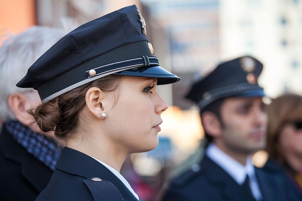 polizistin, 2013