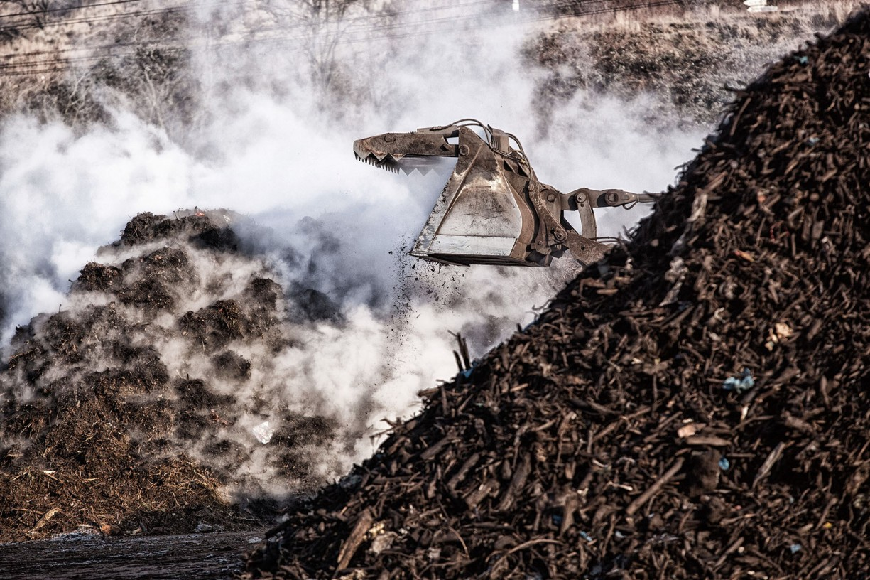 biokompostieranlage, 2018