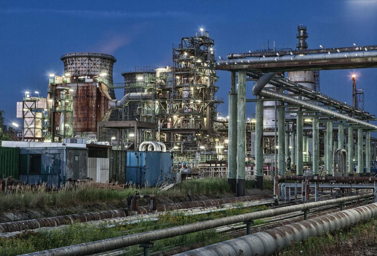 gasförderanlage, ruhrgebiet